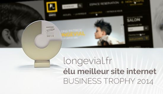 La récompense Business Trophy 2014